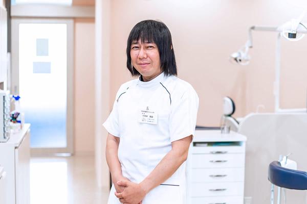 小向井歯科クリニック 理事長 小向井 英記
